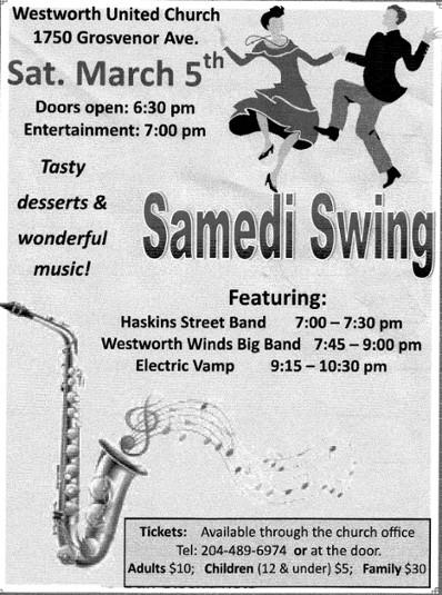 Samedi Swing