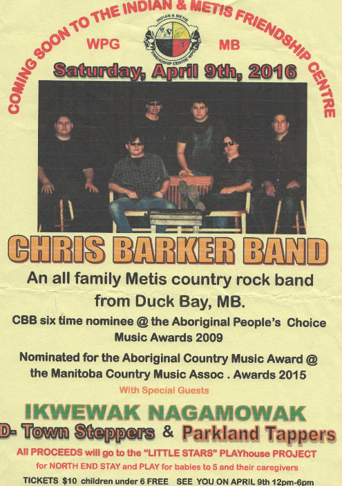 ChrisBarkerBand